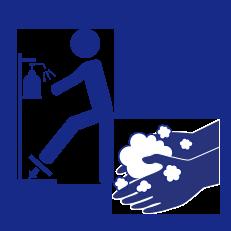 手洗い・除菌