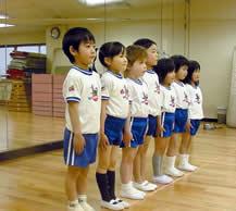 各種幼児体操