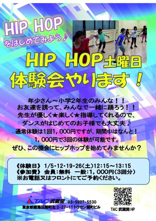 ■2019年1月 ヒップホップ体験会 (2)のサムネイル