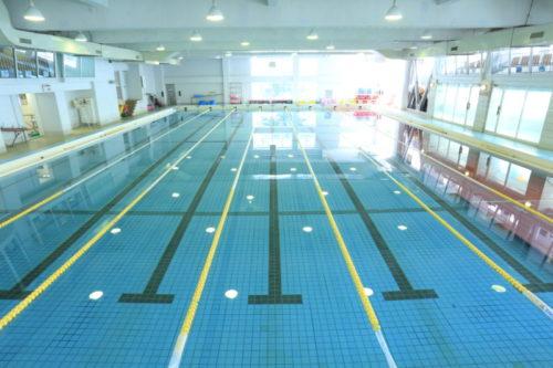 競泳プール 25m×7コース
